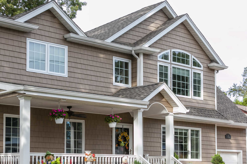 Roofing and Siding Project from Noah Construction